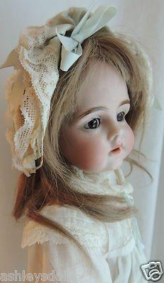 Kestner #161 Antique German Bisque Doll