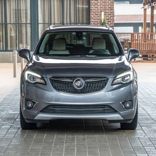 If You Are Looking For An Small Luxury SUV, The 2019 Buick