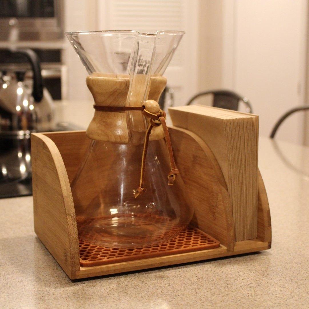 CX Caddy Chemex Holder Chemex coffee