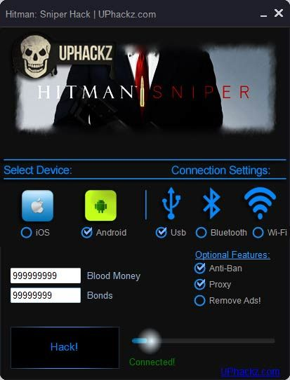 Hitman Sniper Hack Tool No Survey Download Android Ios Love