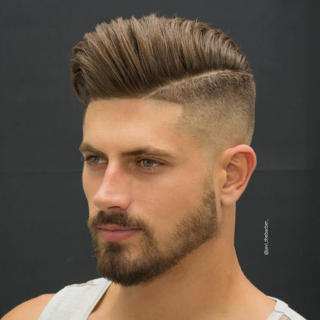 Coiffeur Homme 31 40 Superb Comb Over Hairstyles For Men Diseños De Barba