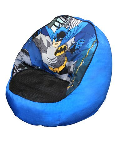 Love This Batman Bean Bag Chair By On Zulily Zulilyfinds
