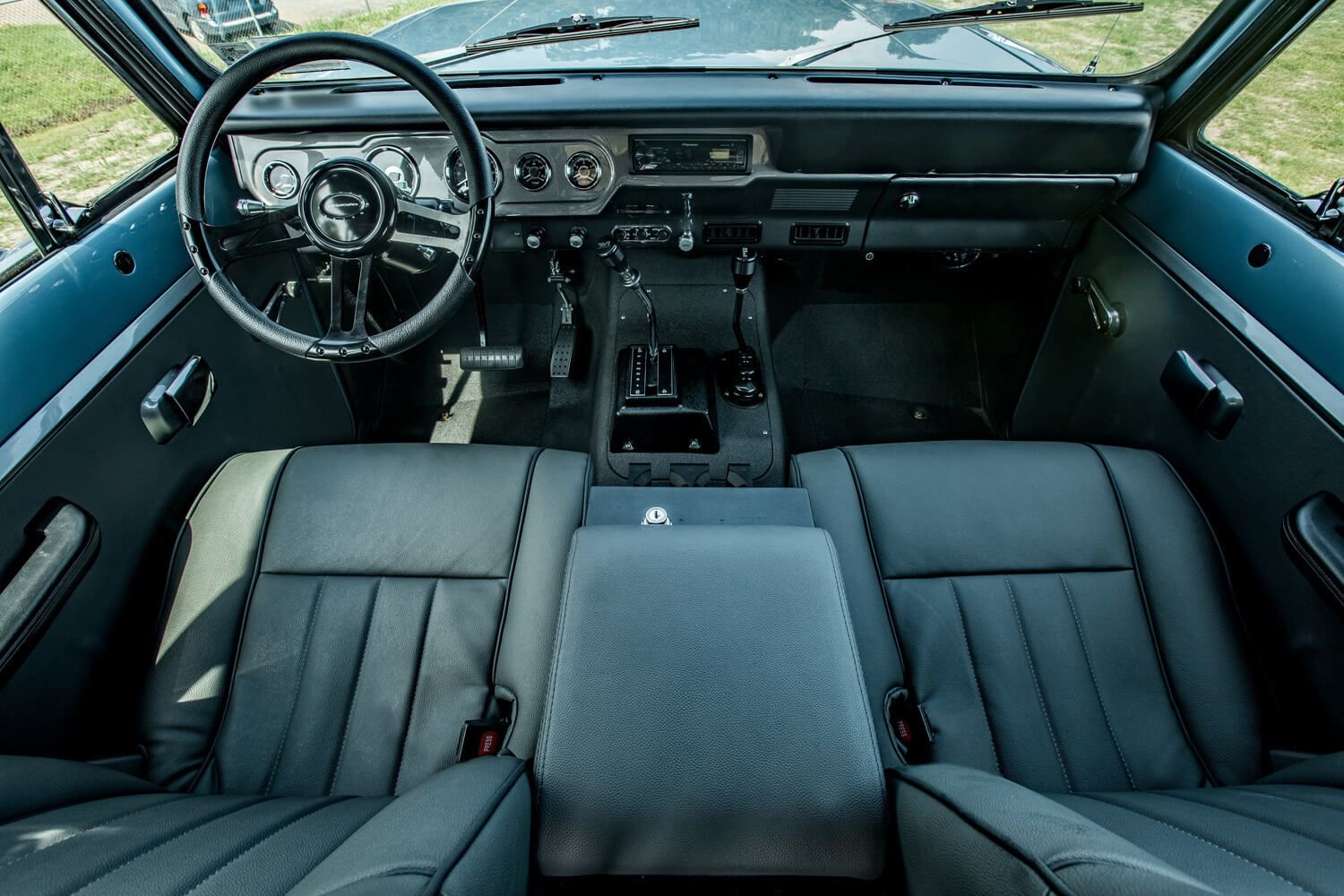 Restored 1973 International Scout Ii Velocity Restorations International Scout Ii International Scout International Harvester Scout