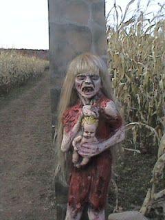 Baby Zombie, yikes!