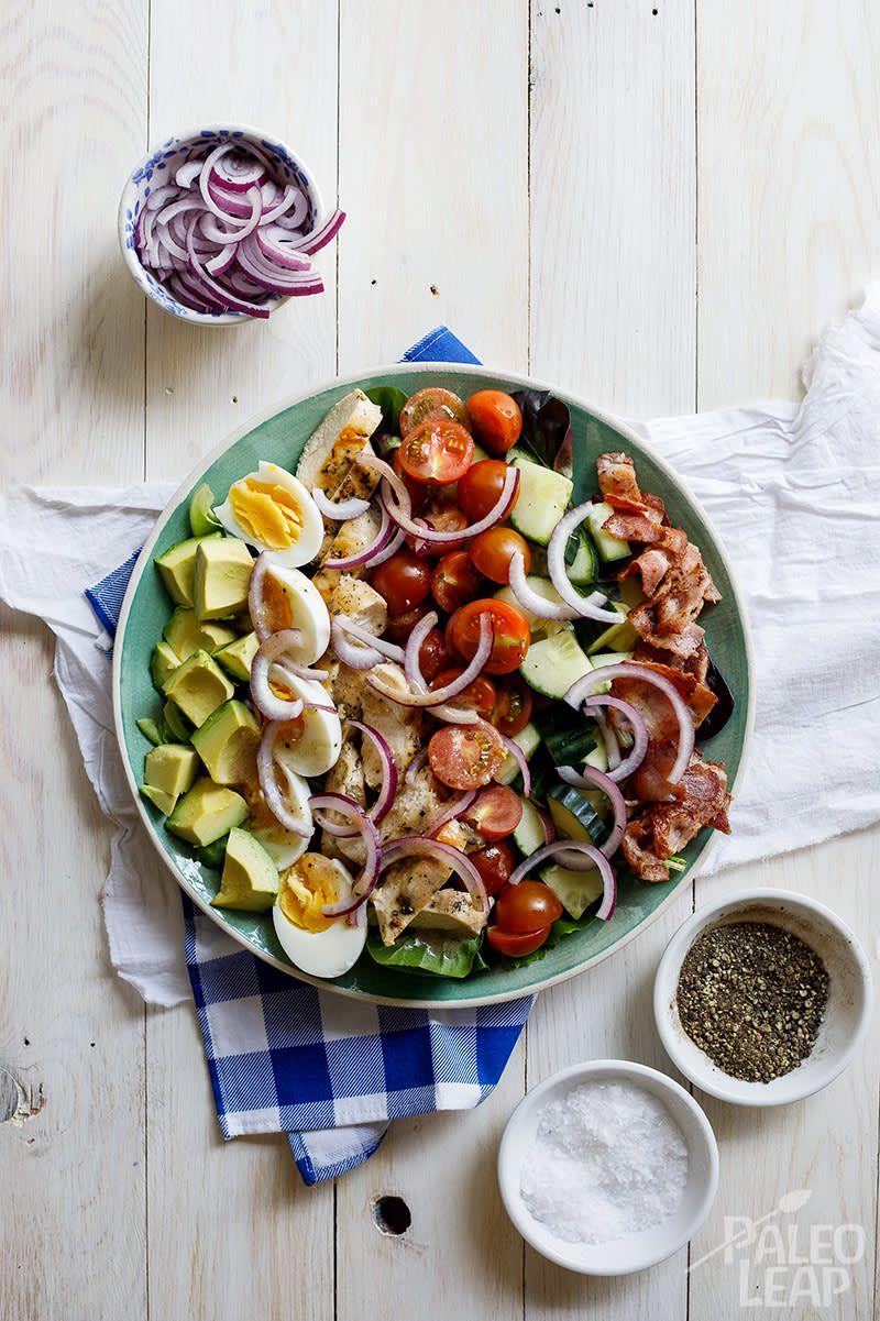 Cobb Salad #paleo