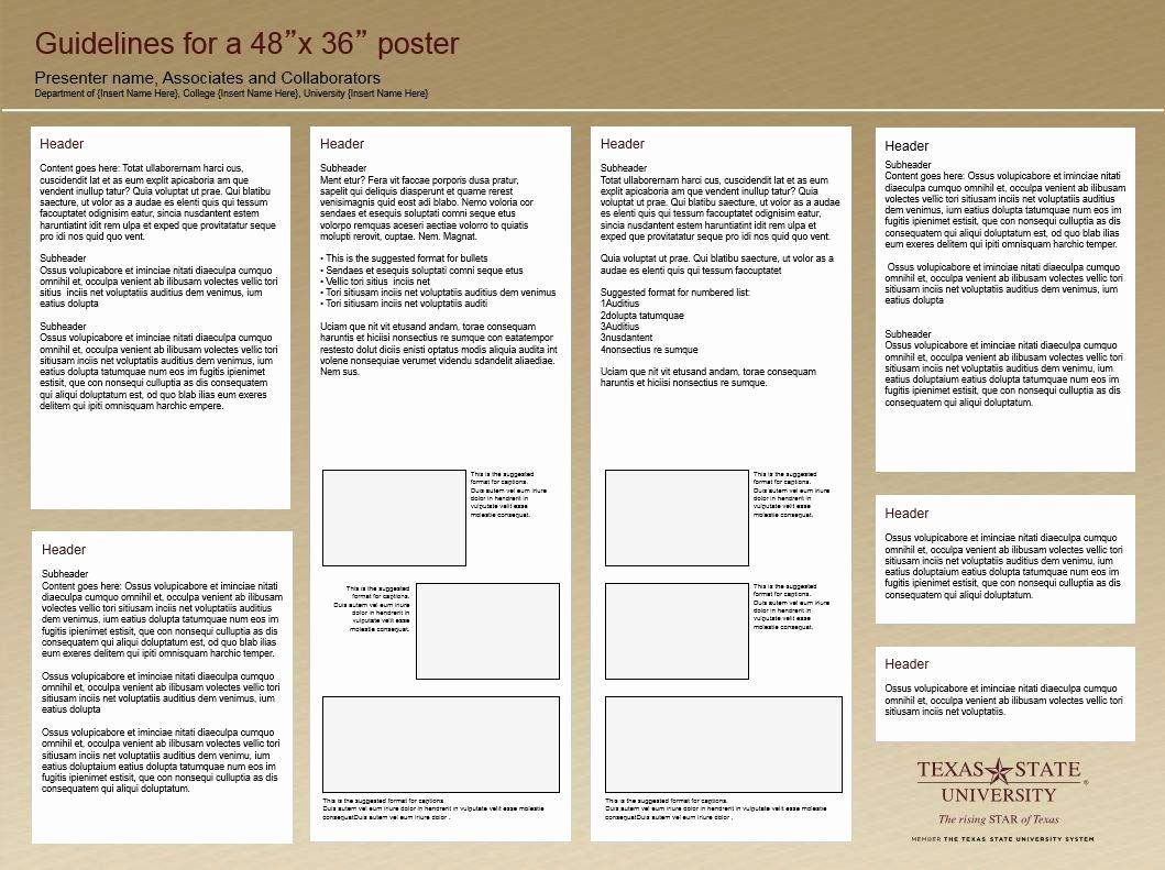 Ppt Poster Template 36x48 Unique Writing The Successful College Application Essay Poster Template Templates Flyer Design Templates