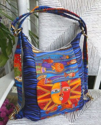 The Cosmo Convertible Quilted Bag Bags Backpack Pattern
