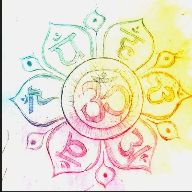 Image Result For Lotus Flower Chakras Tattoo Tattoo Ideas Symbols