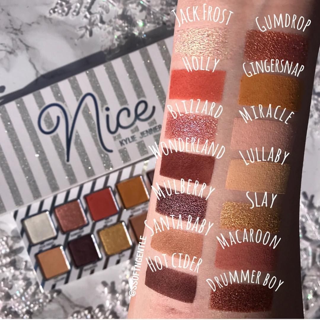Kyshadow - The Summer Palette by Kylie Cosmetics #22