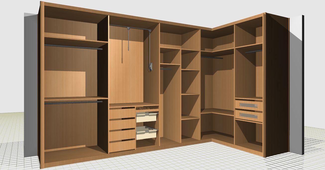 Closet Photo 13 Armarios De Dormitorio Diseno De Armario