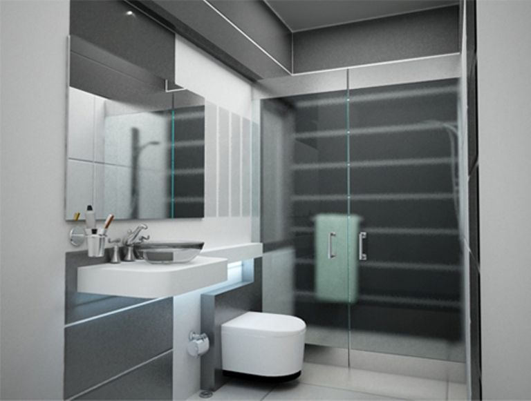 Charmant 20 Refined Gray Bathroom Ideas Design And Remodel Pictures