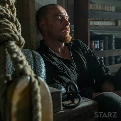 Black Sails | New Series | STARZ - YouTube |Starz Black Sails Cast
