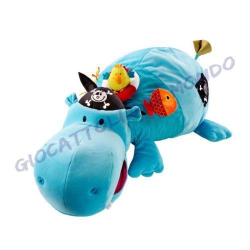 ippopotamo attività giocattoli per neonati lilliputiens