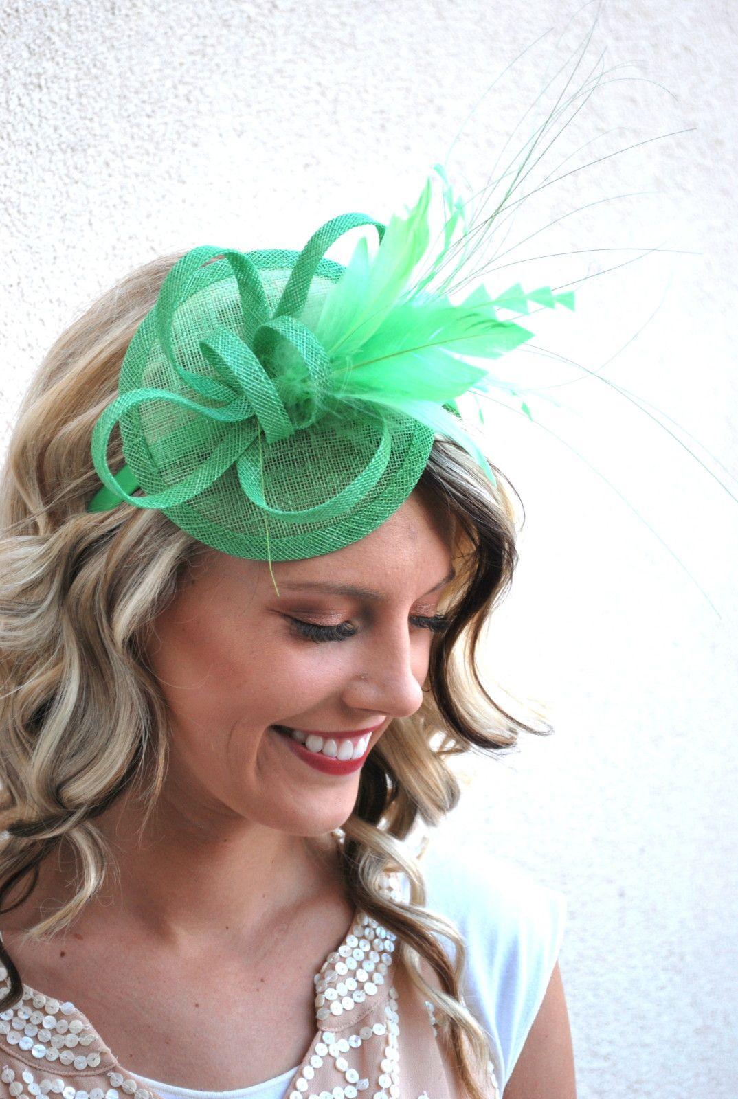 Wedding Hats and Summer Tea Fascinators  d8279f15d04