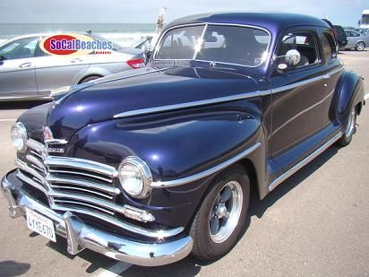 1948 Plymouth Sedan 1948 Plymouth Deluxe In Del Mar On The