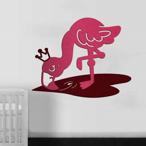 Os presentamos a nuestra #flaminga Pinky,es ideal para #decorar la #pared de la #habitación de los pequeños de la casa.También forma parte de nuestra colección de bebé.  #decoracion #decoration #decoracioninfantil #habitacioninfantil #newborn #kidsdecoration #decokids #diseñosinfantiles #disney #guarderia #nurserydecor  #mamabloguera #decoenfant #babyshower #decoracionparedes #kidsdecor #flamingo #mamaprimeriza #infantiles #interiordesign #interior #flamenco #paredesbonitas #cunabebe