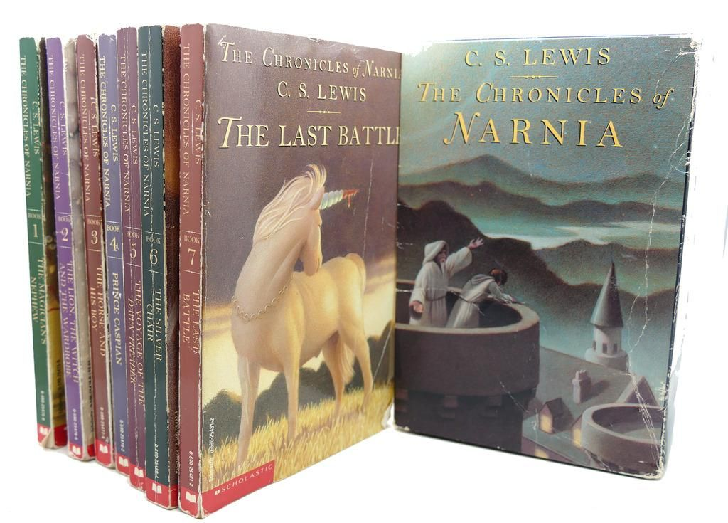 THE CHRONICLES OF NARNIA by C. S. Lewis Chronicles