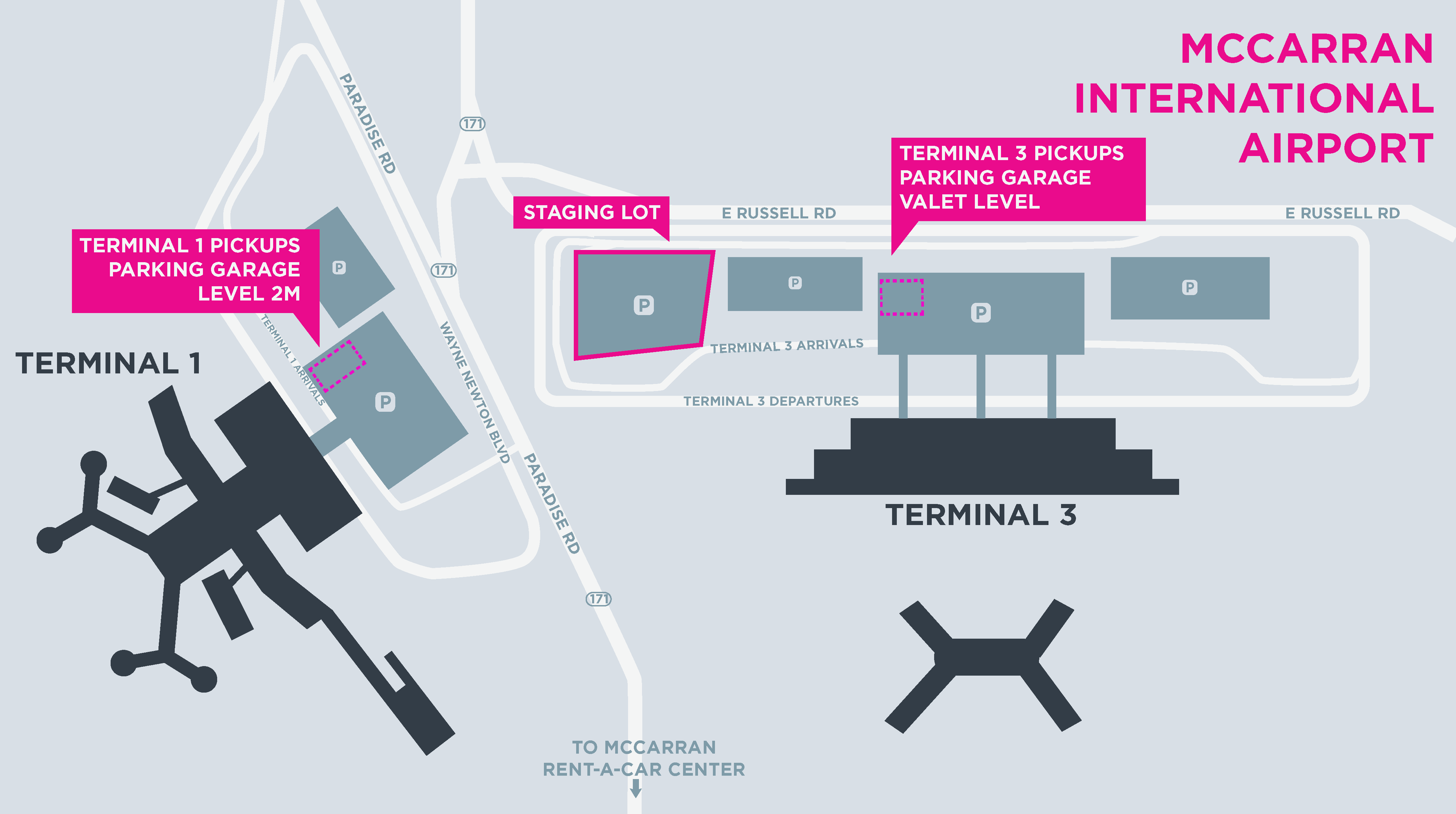 LAS Airport #LasVegas #casino #hotel #Strip #Lyft #Uber