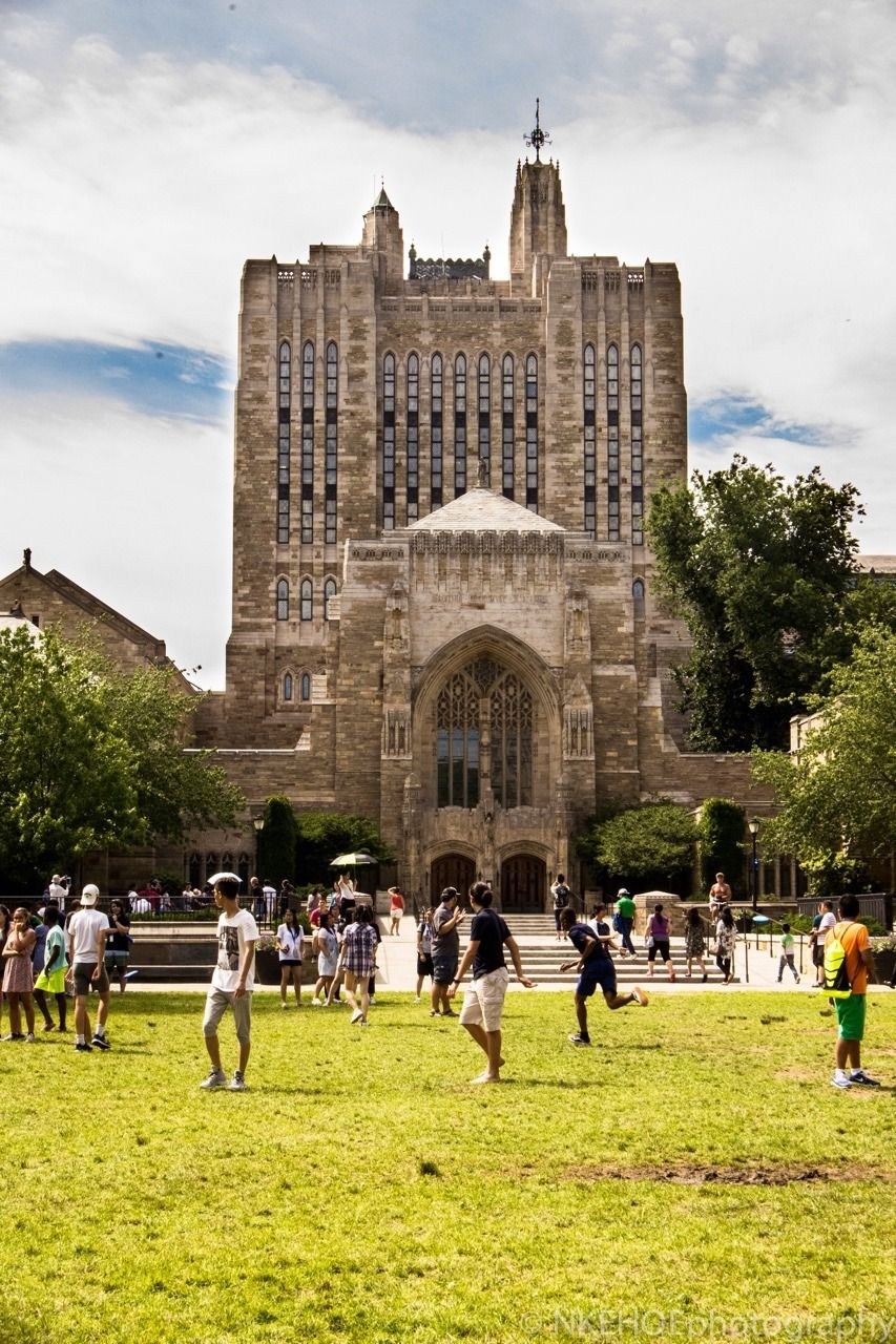 Yale University College campus, College search, Campus