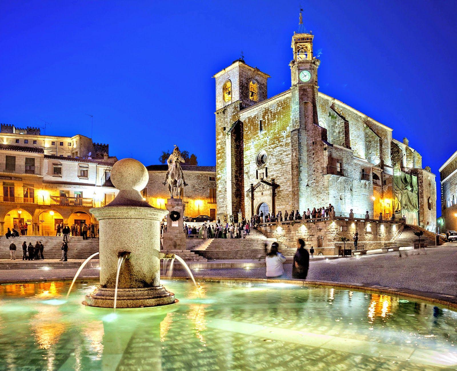 Destinos con Historia: Extremadura de pata negra !!!