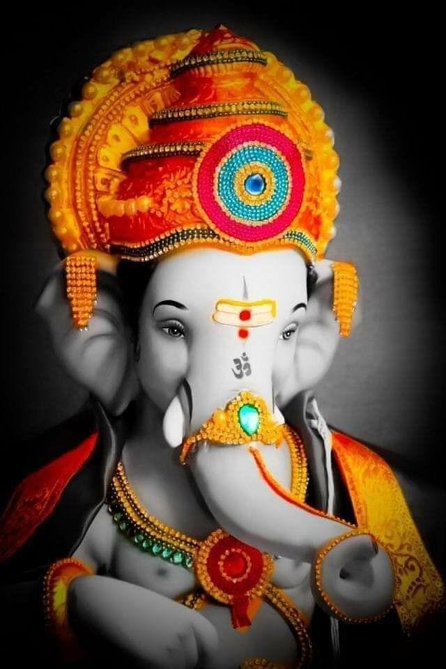 Pin By Roshan Paraye On Hindu Gods Ganesh Images Happy Ganesh Chaturthi Images Jai Ganesh