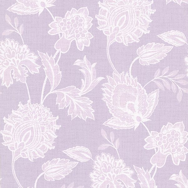 Danfi Lilac Jacobean Wallpaper From The Savor Collection By Brewster 84 CAD