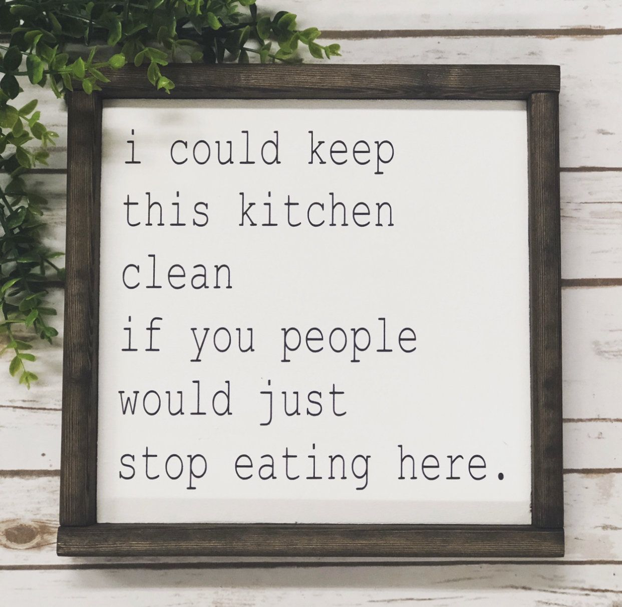 Everyone Wants To Change The World But Nobody Farmhouse Etsy Funny Kitchen Signs Kitchen Humor Clean Kitchen