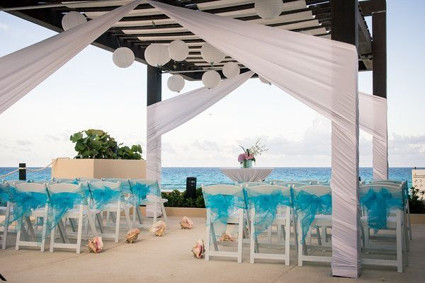 Secrets The Vine Cancun Wedding Gazebo Secretsresorts Http Bit Ly