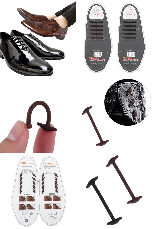 Coolnice 10Pcs Unisex Shoelaces Novelty