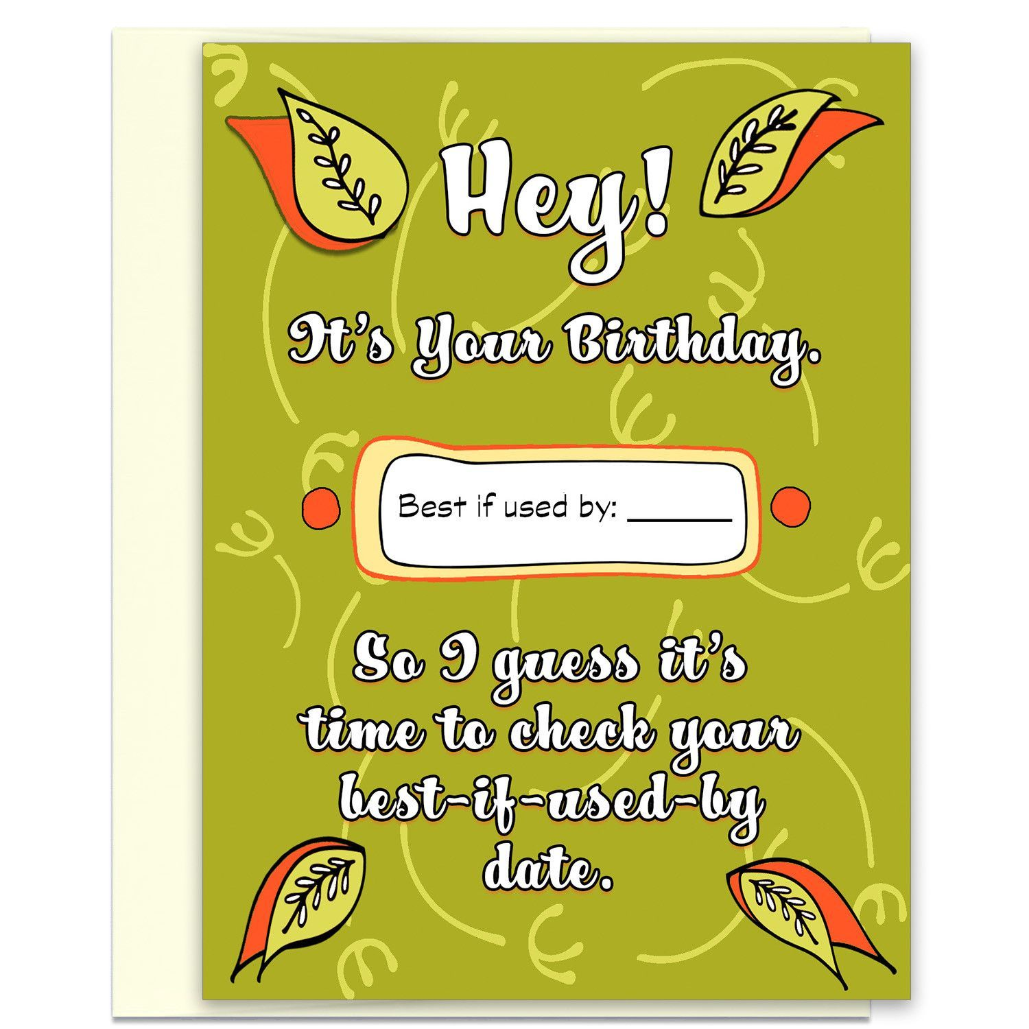 Wholesale best if used by date birthday card for friends funny wholesale best if used by date birthday card for friends kristyandbryce Choice Image