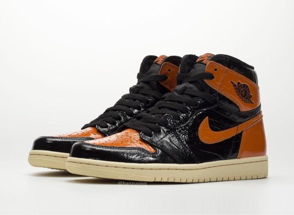 Nike国内10月26日発売予定 Air Jordan 1 Retro High Og Shattered