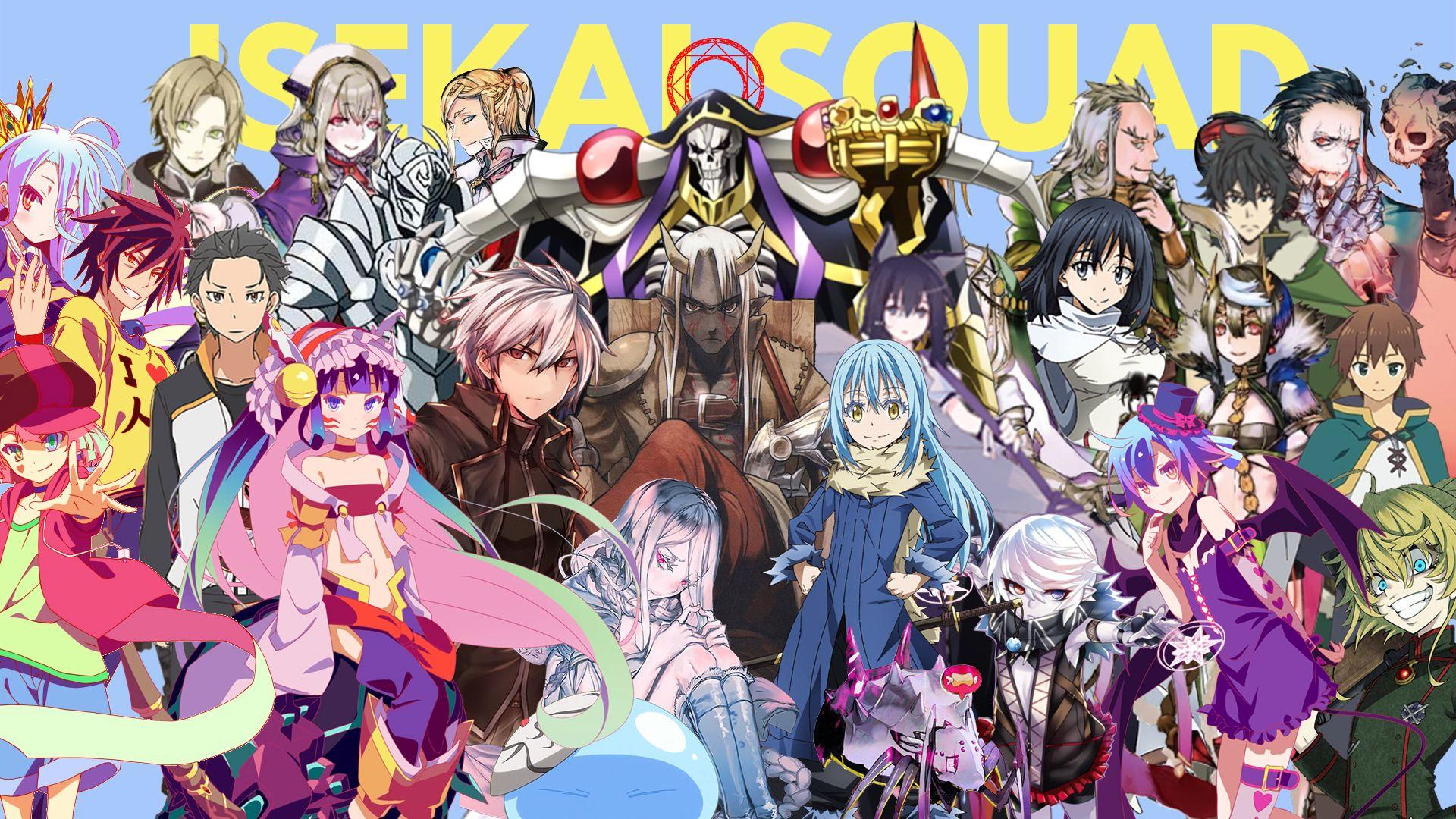 Isekai Anime With Op Mc 2020 in 2020 Anime, Best anime