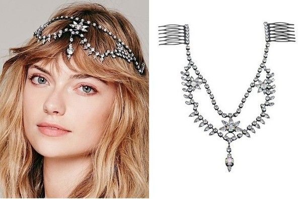 Homage Headpiece, $88 via Free People
