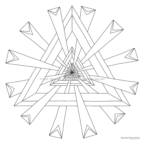 sacred geometry art - Google Search | Math-y | Pinterest | Sacred ...