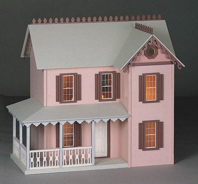 Real Life Sized Dollhouse