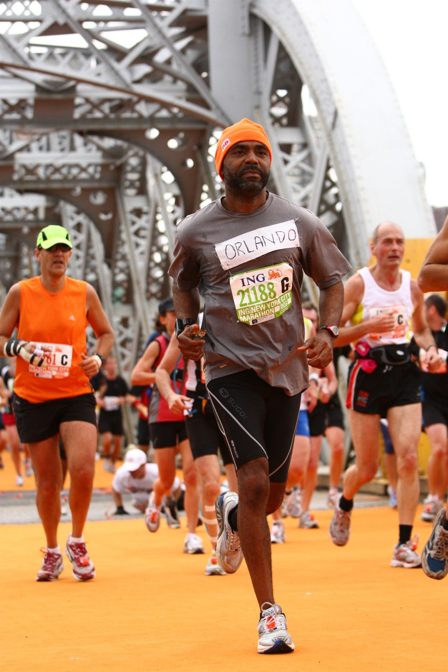 My New York City Marathon Run In 2009. Loved It!