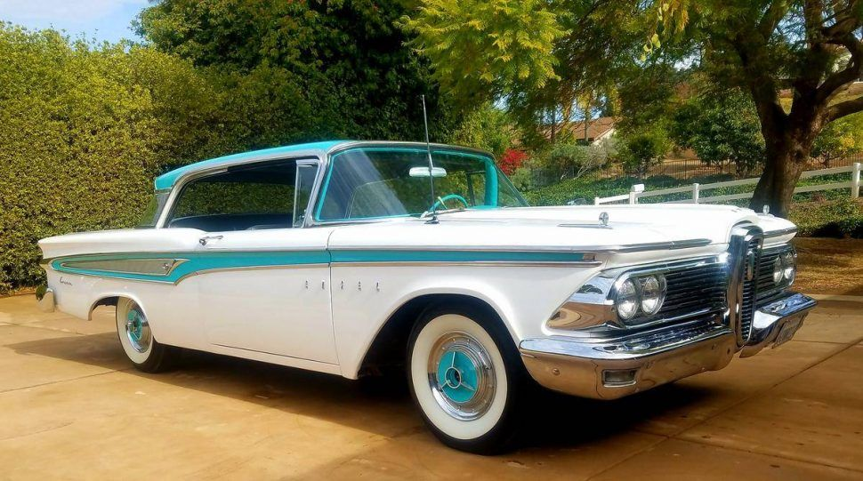 Hemmings Find Of The Day 1959 Edsel Corsair Two Do Classic