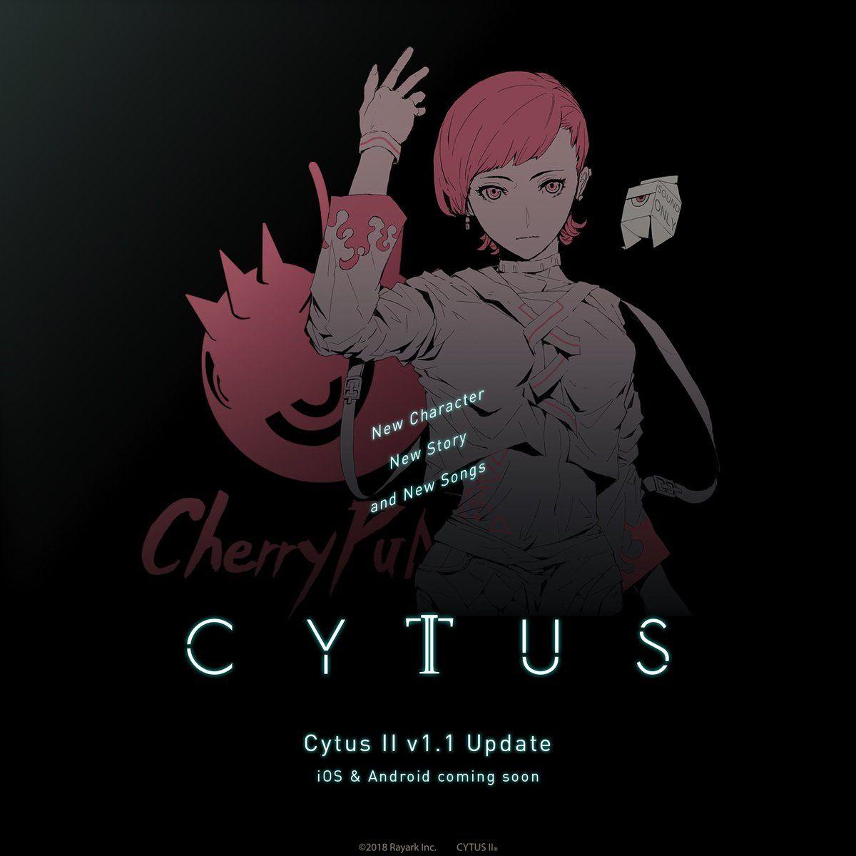 Cytus Cytusrayark Twitter Anime Art Drawings