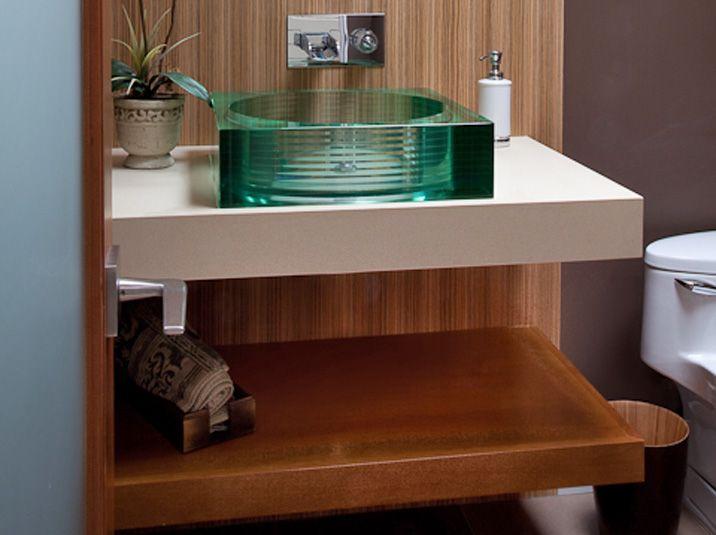 floating shelf under bathroom counter google search bathroom rh pinterest nz
