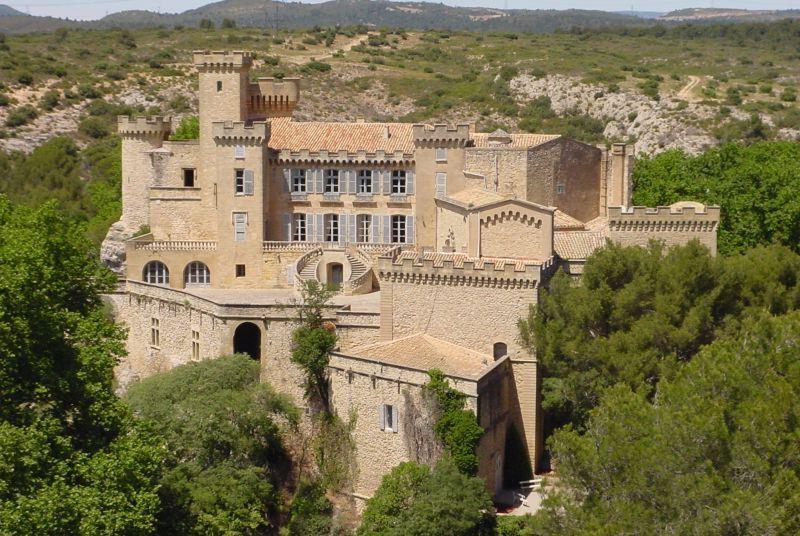 Chateau De La Barben La Barben 13330 Provence