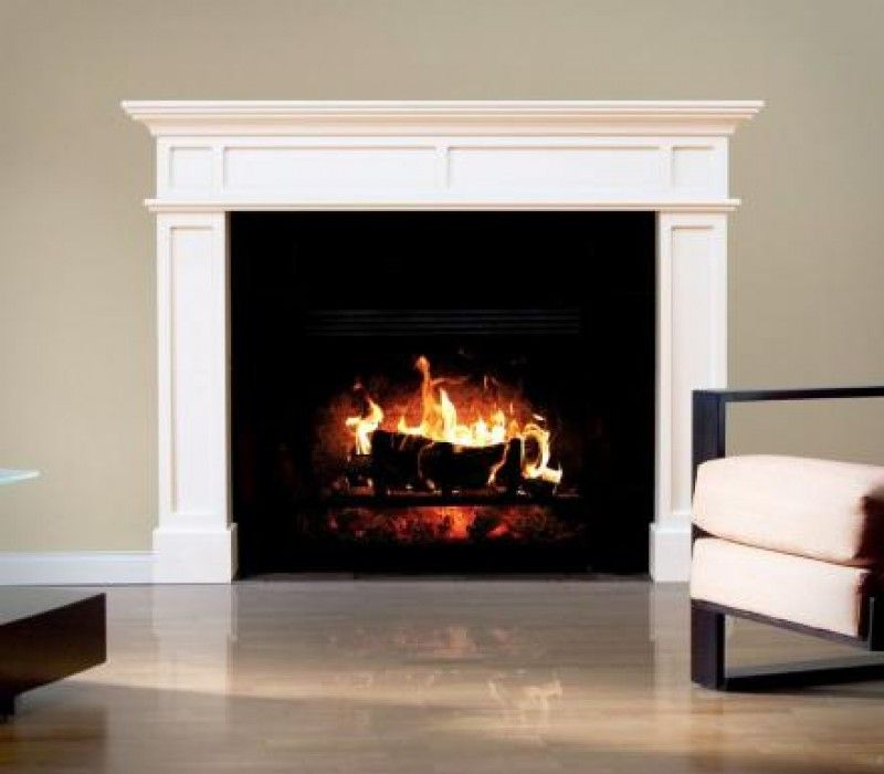 Faux Fireplace Decal Do You Want That Instant Ski Lodge Comfy Feel