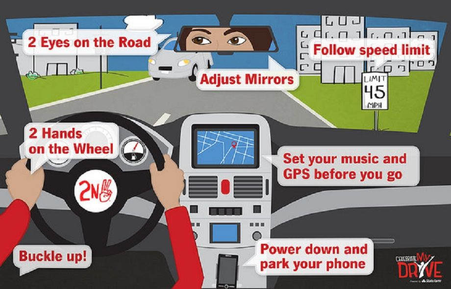 Pin On Driving Test Tips