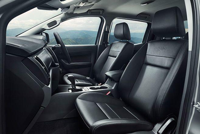 2017 Ford Ranger Fx4