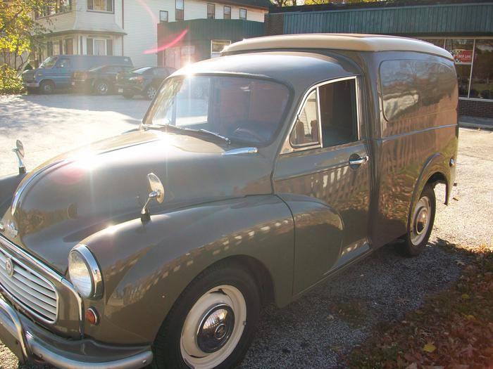1959 Morris Minor Van  Oeh4100214    Registry   The Morris