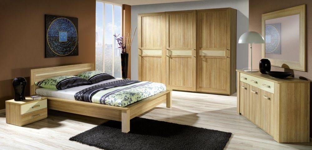 Memphis - oak bedroom set Bedroom furniture sets / bedroom sets uk