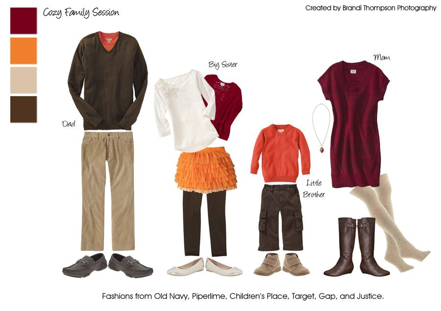Fall Family Picture Outfit Ideas Google Search