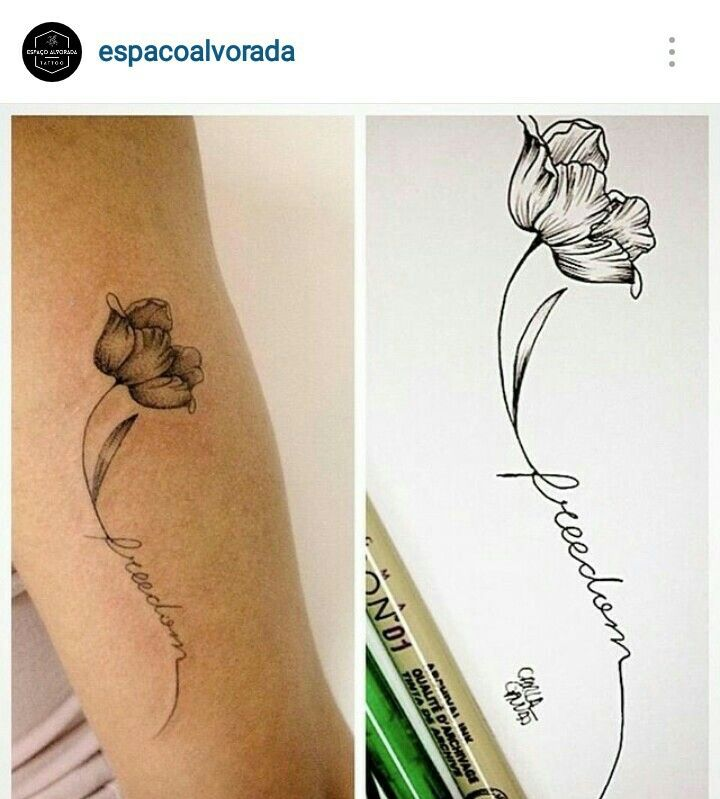 Freedom Tattoos, Tattoos