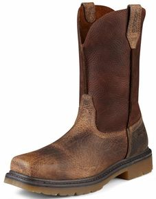 Ariat Men's Rambler 10 | Stylin Shoes | Pinterest | Pull on work ...