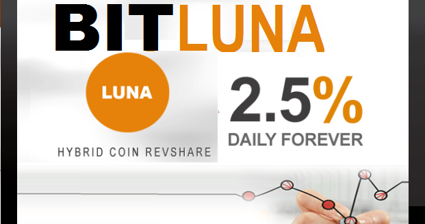BITLUNA investment REVIEW | Earn money with Bitcoin