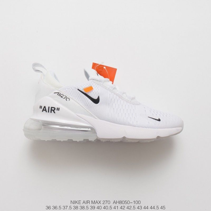 Fsr Nike Air Max 270 Crossover Vintage Wind Design Heel Part